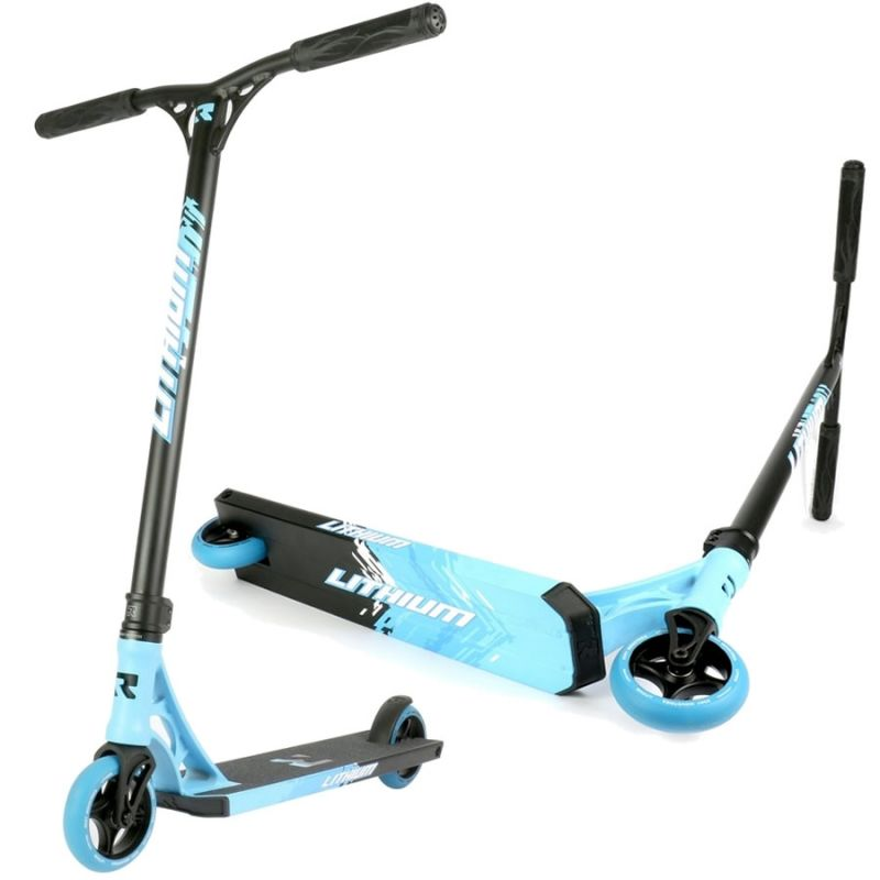 Root Industries Lithium Complete Pro Stunt Scooter - Blue / Black