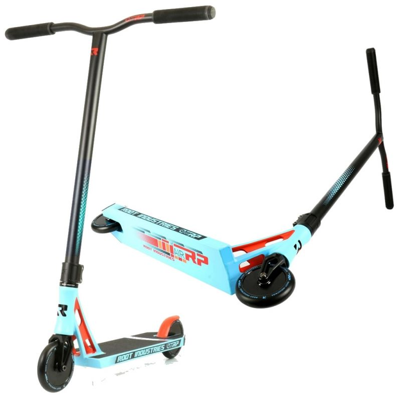 Root Industries AIR RP Complete Pro Stunt Scooter - Blue