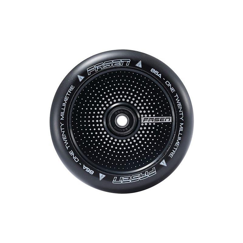 Fasen Hypno Dot 120mm Scooter Wheel - Black