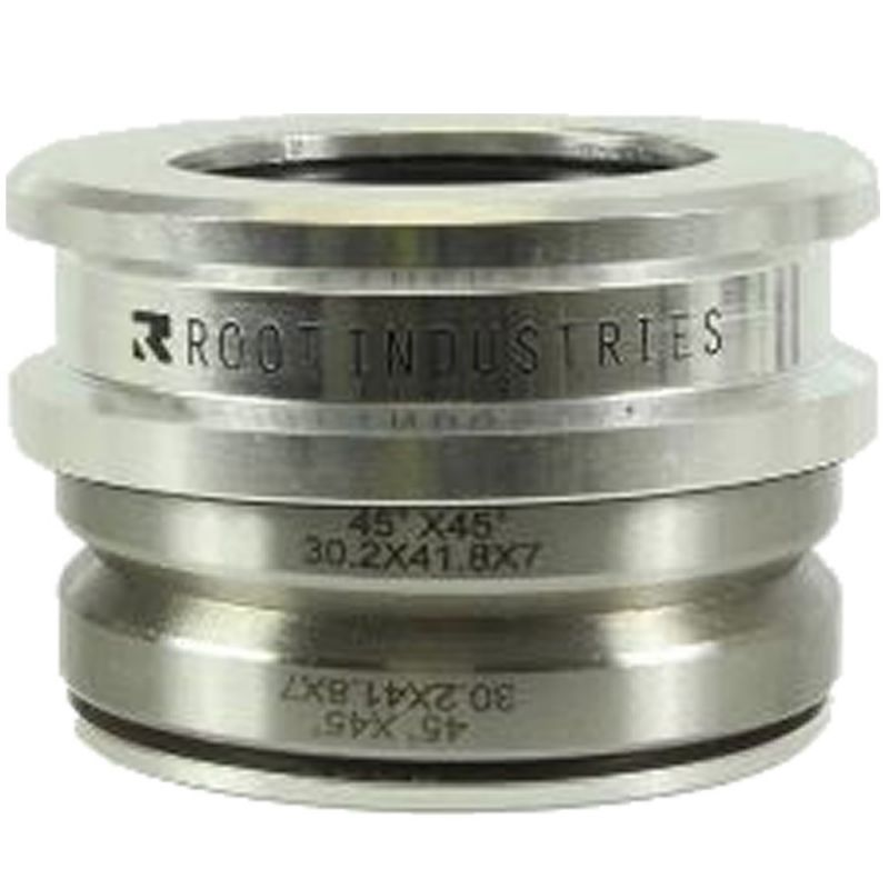 Root Industries Tall Stack Integrated Headset - Silver