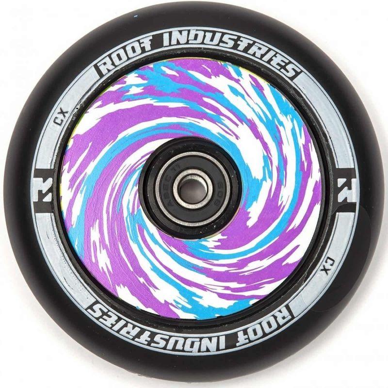 Root Industries AIR Hollowcore 120mm Wheel - Black / Tie Dye