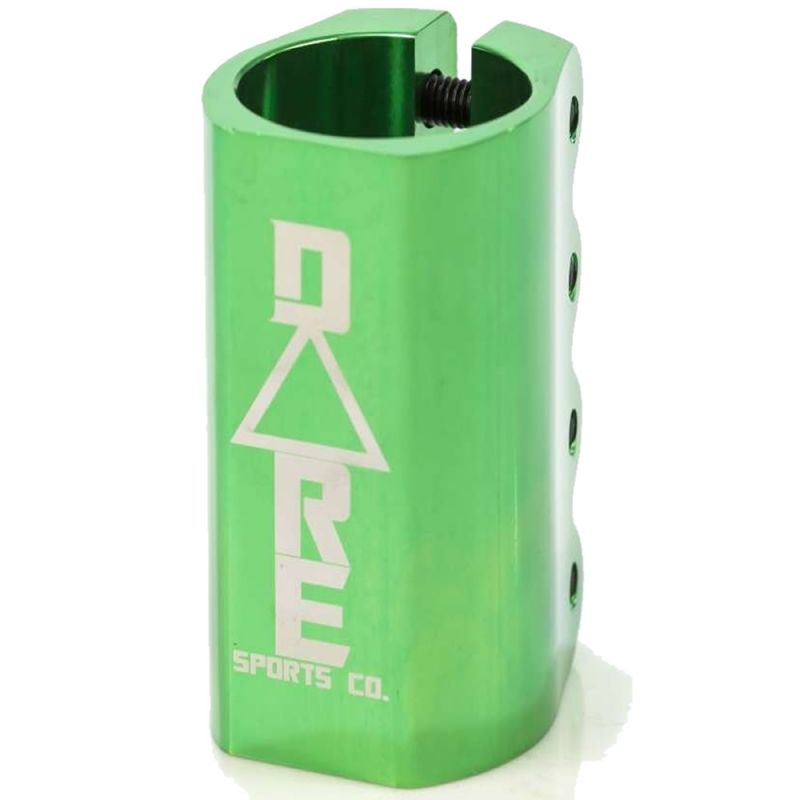 Dare Sports Warlord SCS Scooter Clamp - Green