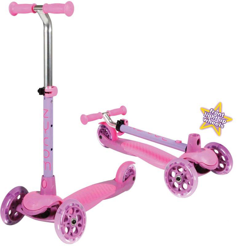 Zycom Zing 3 Wheel Light Up Wheels Scooter - Pink / Purple