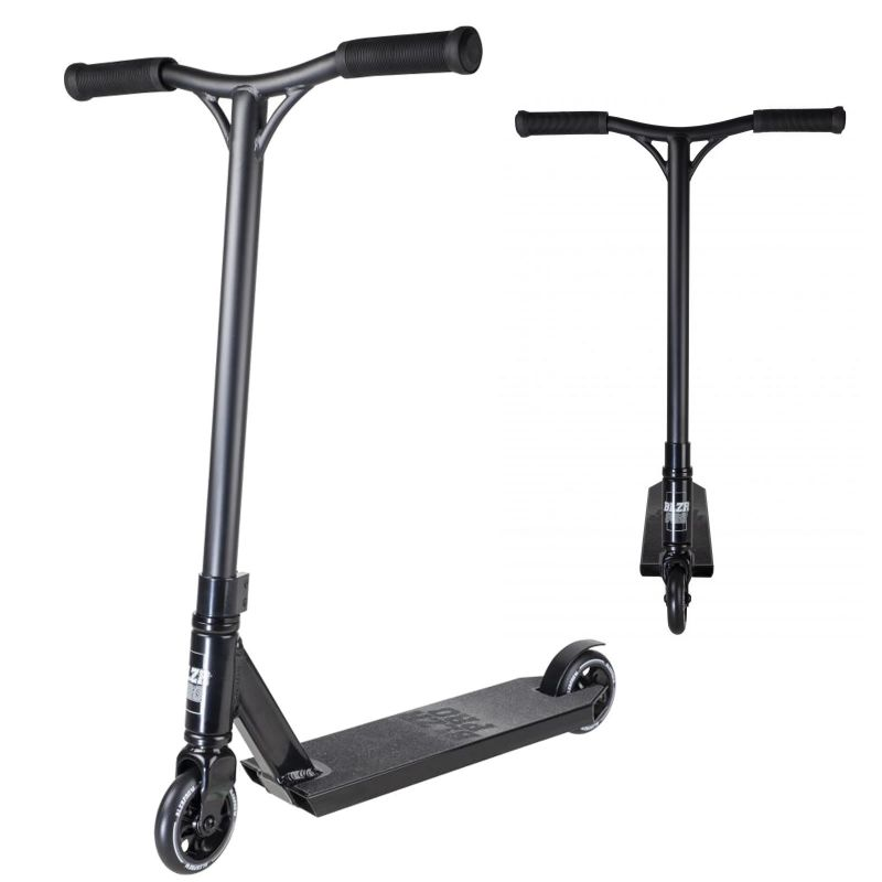 Blazer Pro Shift Mini Complete Stunt Scooter - Black