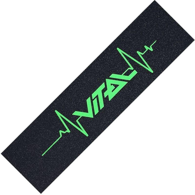 Vital Scooters Heartbeat Griptape - Green