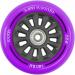 Slamm 100mm Nylon Core Wheel V2 - Black / Purple