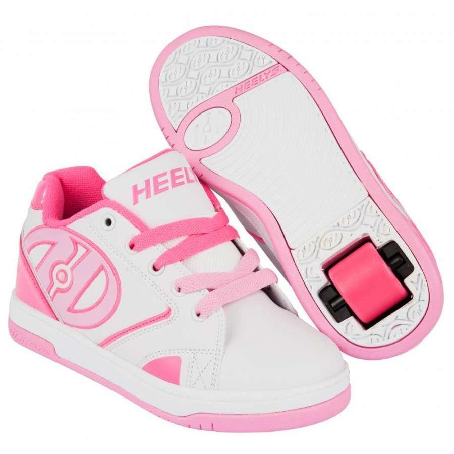 Heelys Propel 2.0 Shoes - White / Hot