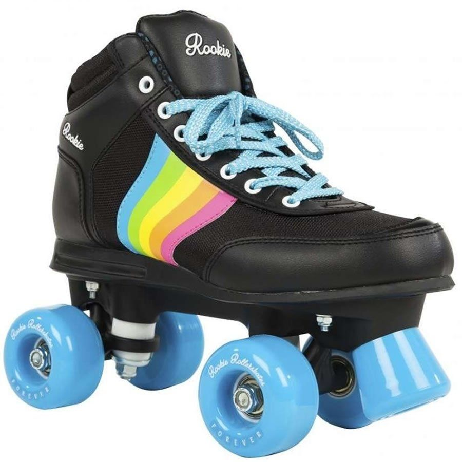 Rookie Forever Rainbow Quad Roller