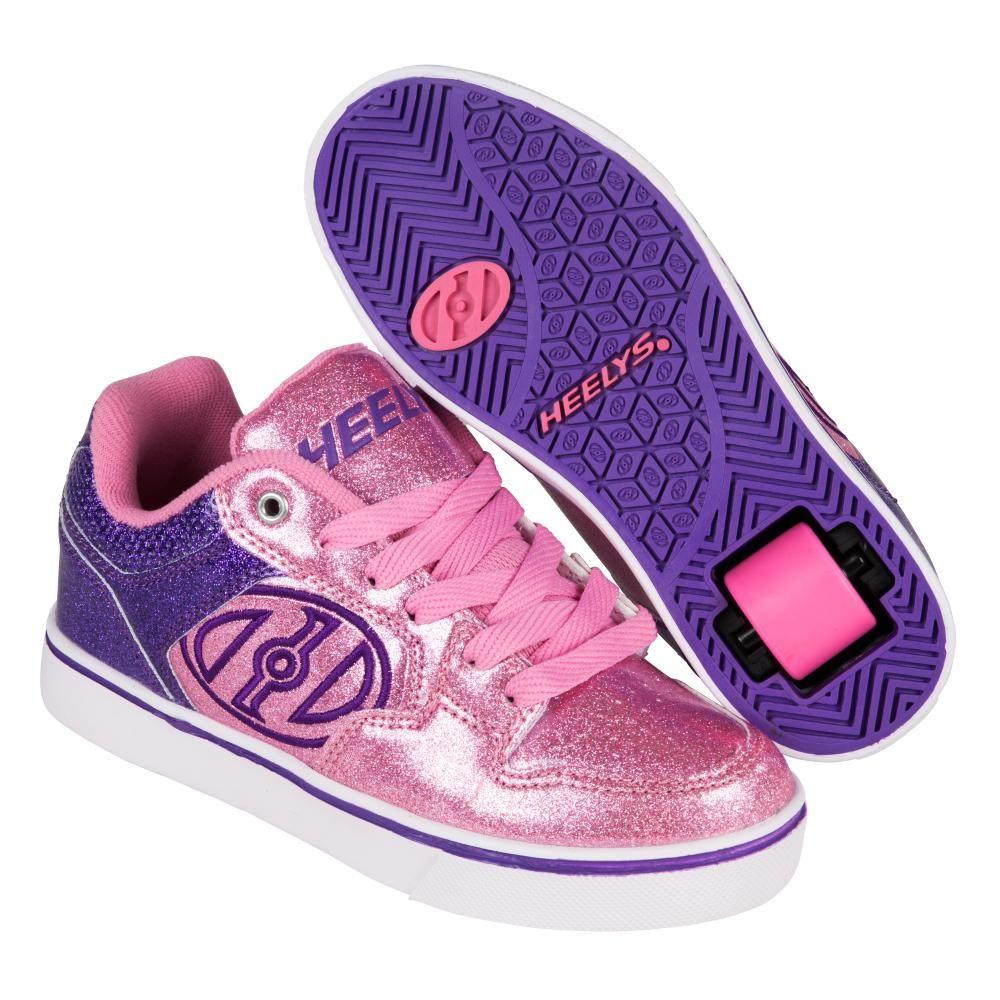 Heelys Motion Plus Shoes - Purple