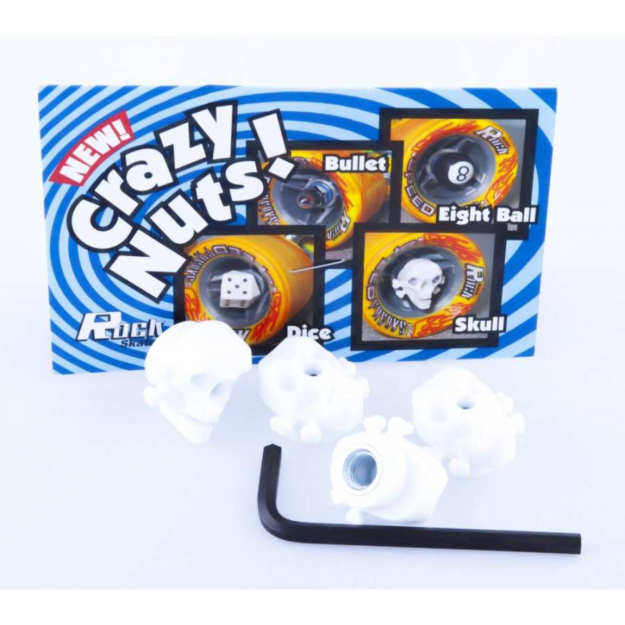 An image of Suregrip Crazy Axle Nuts