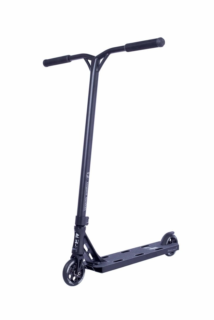 An image of Longway Precinct 2K19 Complete Pro Stunt Scooter - Black