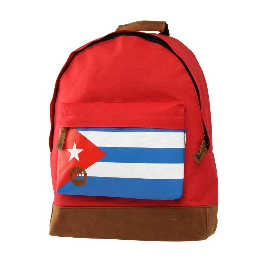 An image of Mi-Pac Rucksack Olympiad Cuba Bag