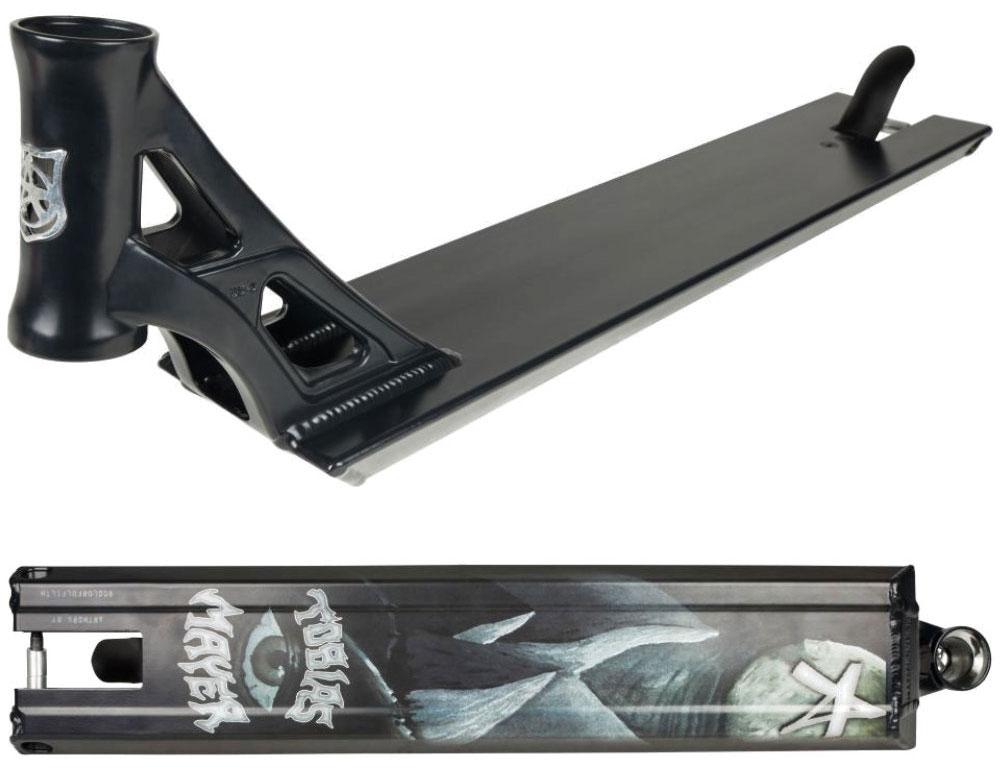 An image of Addict Blacksmith Tobias Mayer Scooter Deck