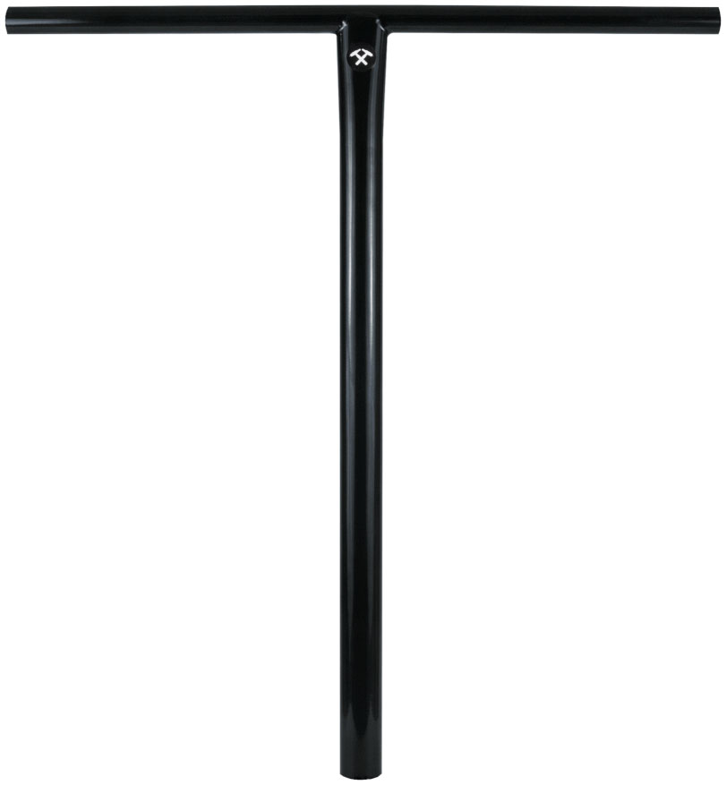 An image of Affinity Basic T SCS/HIC Black Oversized Scooter T Bars – 660mm x 610mm