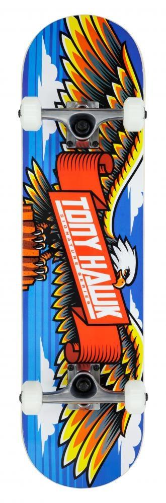 "An image of Tony Hawk 180 Series Complete Skateboard - Wingspan 8"""