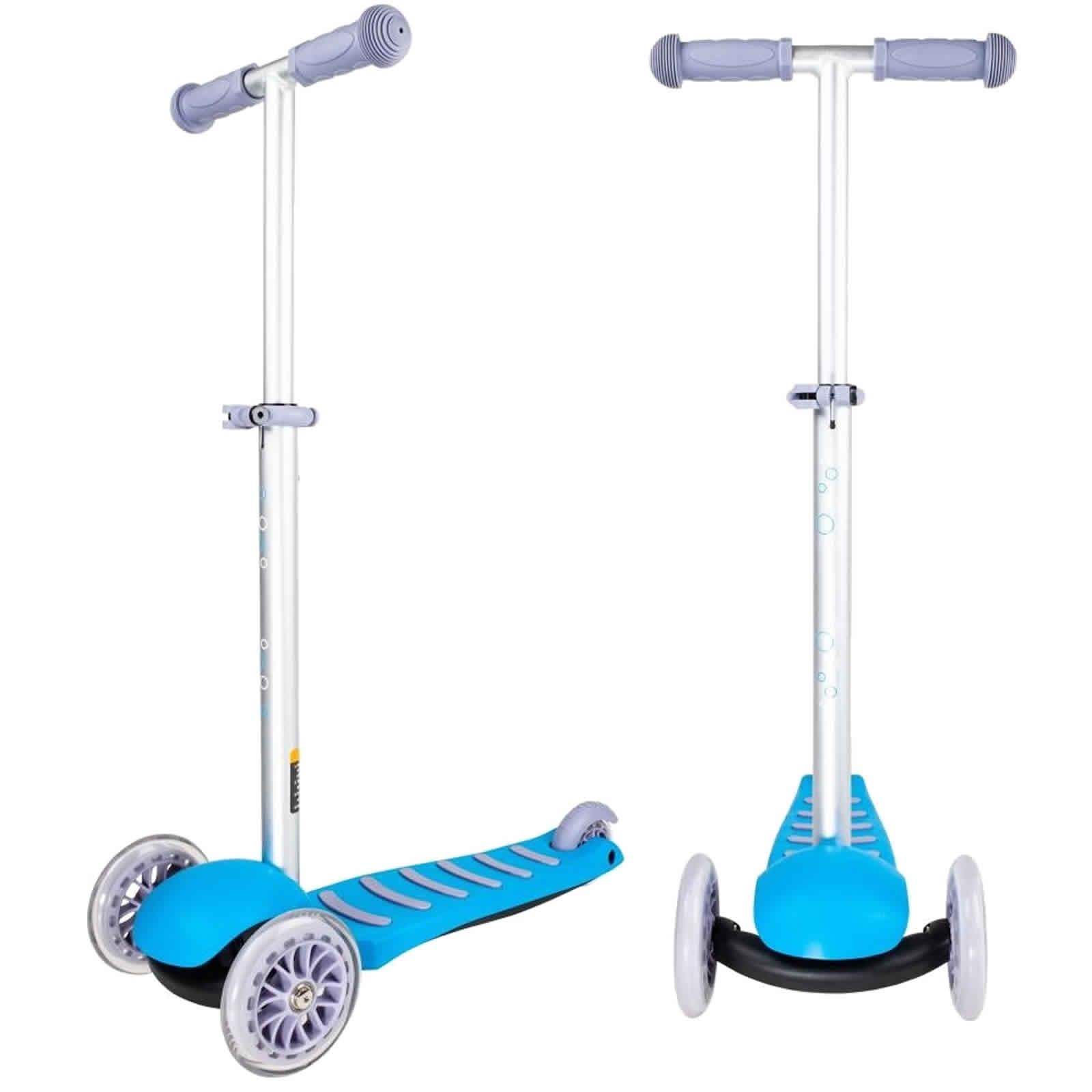An image of Atlantic Nano Junior 3 Wheel Scooter - Blue
