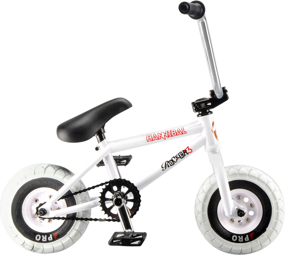 An image of Rocker Irok Hannibal Freecoaster Mini BMX Bike