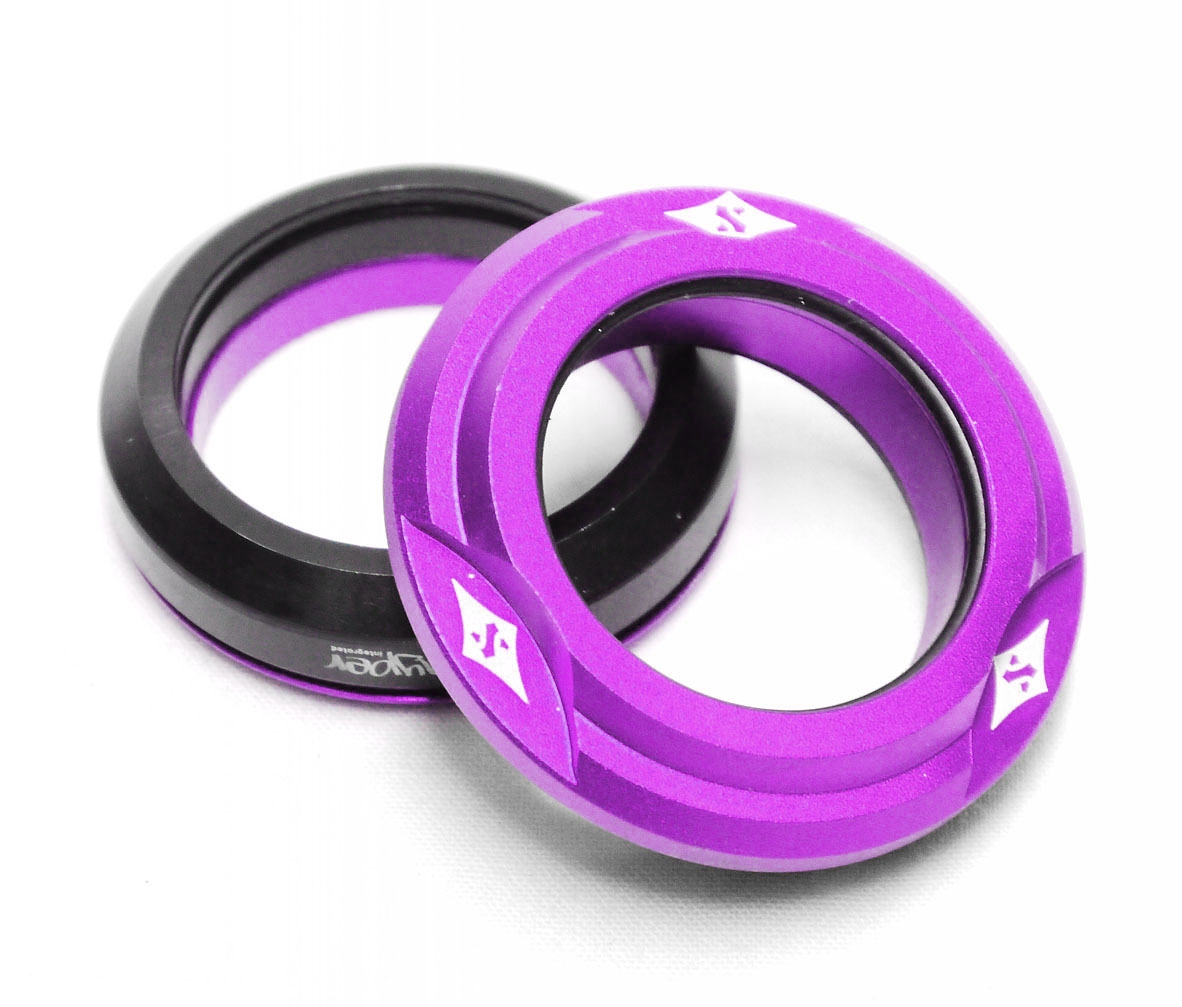 An image of Sacrifice Hyper Integrated Purple Scooter Headset