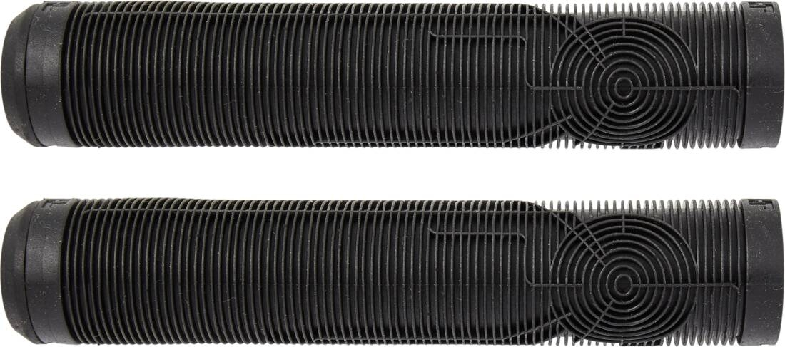 An image of Tilt Metra Scooter Grips – Black – 135mm