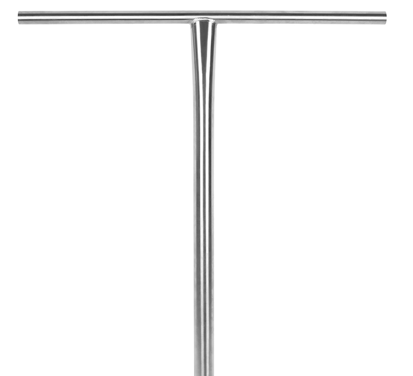 An image of Infinity Titanium SCS/HIC Scooter Bar - 660mm x 635mm - Silver Polished