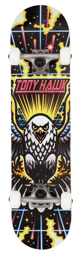"An image of Tony Hawk 180 Series Complete Skateboard - Arcade 7.5"""