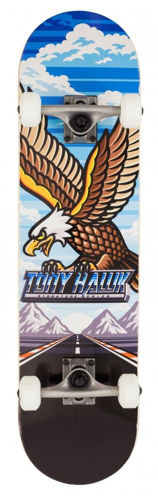 """An image of Tony Hawk 180 Series Complete Skateboard - Outrun 7.75"""""""