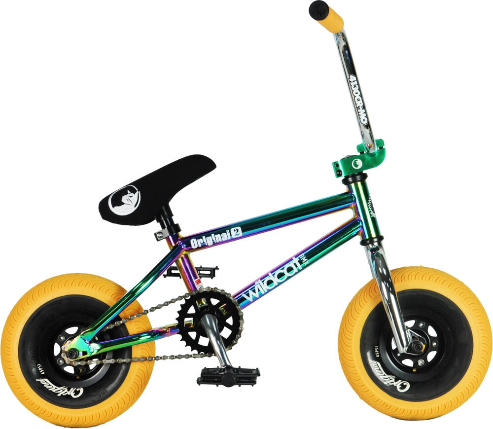 An image of Wildcat Royal Original 2A Mini BMX Bike - Melon
