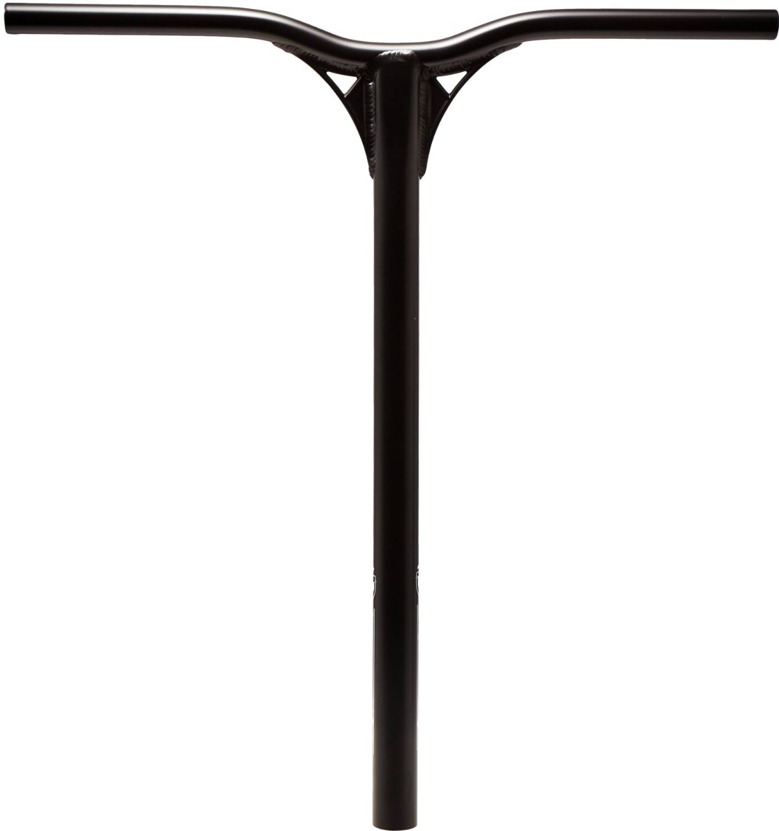 An image of Longway Metro Sector IHC Scooter Bar - Black - 600mm x 556mm